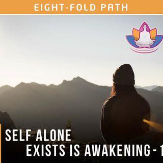 20161215 Self alone exists is Awakening-II