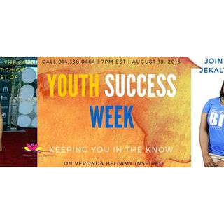 Youth Success Week: Finding Self with Angel the Cool Smart Chick & Jekalyn Carr