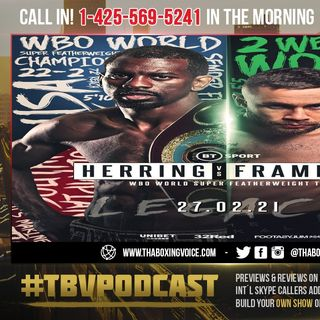 ☎️Shakur Stevenson Seeks To Block Herring vs Frampton, 🔥Enforce WBO Mandatory Status❗️