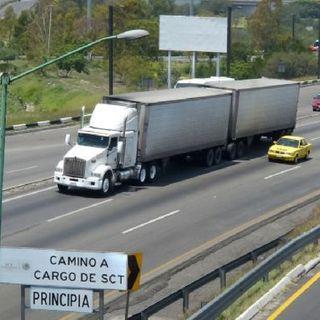 Transportistas obtienen Suspensión a las restricciones de circulación en el AMG