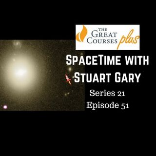 51: Astronomers witness a star ripped apart by rare black hole - SpaceTime with Stuart Gary Series 21 Episode 51