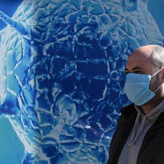 Coronavirus, per la prima volta in italia diminuisce numero dei positivi