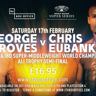Inside Boxing Weekly:Groves-Eubank Jr. Preview and Much More!