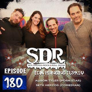 Low Hanging Turkey - Seth Herzog & Alison Tyler  (Comedian & Porn Star)