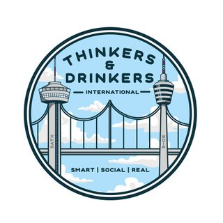 S02 E01 | Travel | Thinkers and Drinkers Podcast 2020 - This is the Year