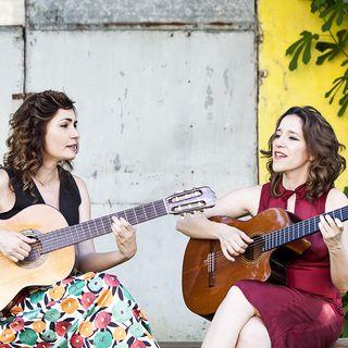 Rocket Girls - #15. Cristina Renzetti e Tati Valle - As Madalenas.