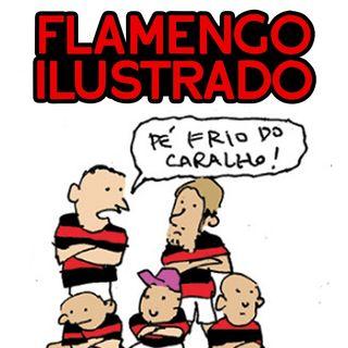 Ep#50 - Do Popeye ao Urubu!! Flamengo em charges!! Com Arnaldo Branco.
