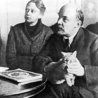 Lenin (2 de3) Vocación revolucionaria y exilios