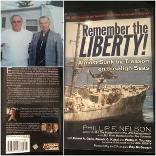 Remember the Liberty! A Conversation with Ron Kukal, USS Liberty Survivor