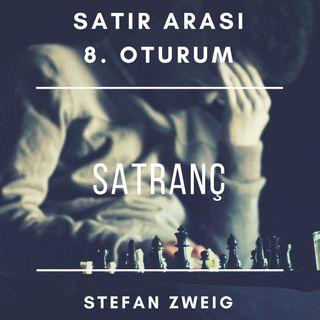 #8 Satranç - Stefan Zwieg [Canlı Yayın Kaydı]