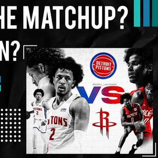 CK Podcast 542: The Rockets won the game but who won the matchup? Cade or Jalen?