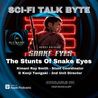 Byte The Stunts Of Snake Eyes
