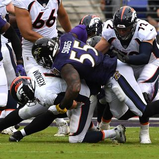 HU #174: Gut Reaction   How does Denver bounce back from it's loss in Baltimore?