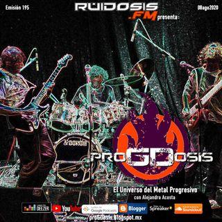 proGDosis 195 - 08ago2020 - Tryo