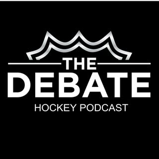 THE DEBATE - Hockey Podcast - Episode 114 - Conference Finals, Rumors Flying, and Money Crunch