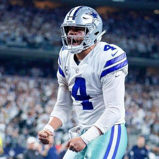 The Unselfish Cowboys Dominate The Giants