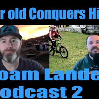 Loam Lander Podcast 2 Sessions lander