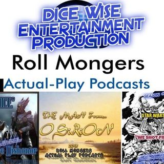 TRAILERS: Roll Mongers Podcast Network