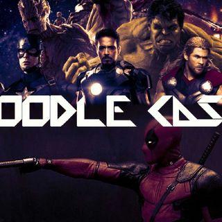 PoodleCast - Vingadores Guerra Infinita e Deadpool 2