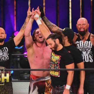 📢🎤 Episodio 7: #NXTNYE y #AEWDynamite New Year's Smash fueron caviar puro, otra vez.