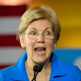 Will Elizabeth Warren Wind Up Sharing A Prison Cell With Hillary Clinton?