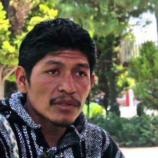 Samir Flores: la lucha está en las venas