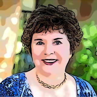 Episode #60: Guest Carol Morgan