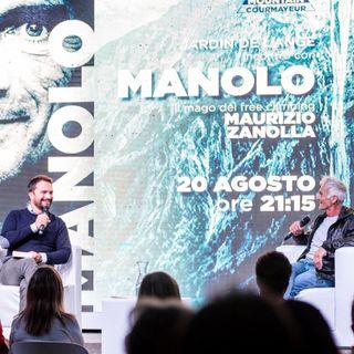 Manolo, il mago dell'arrampicata - Courmayeur Feeling Mountain