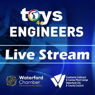 Lynda Lawton of Waterford Chamber discusses a big win for Tramore, and Toys4Engineers