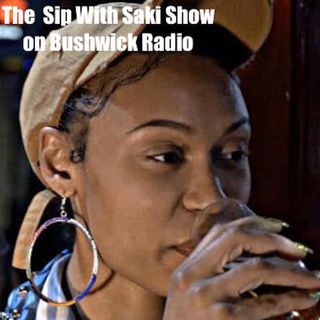 The Sip With SAki Show ft. Krazy DJ Bazarro Pt. 2 of Christianity, E.T. & More