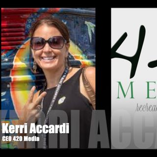 Interview with 420 Media's CEO Kerri Accardi (2019)