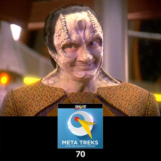 Meta Treks : 70: The Clothes Make the Cardassian