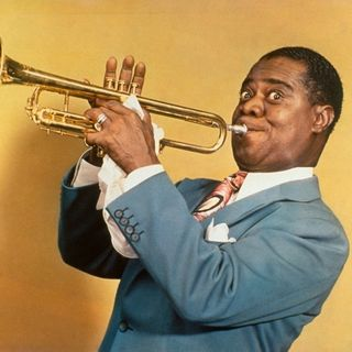 Louis Armstrong Radio Broadcast