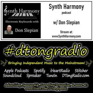 Top Indie Music Artists on #dtongradio - Powered by SynthHarmony.com