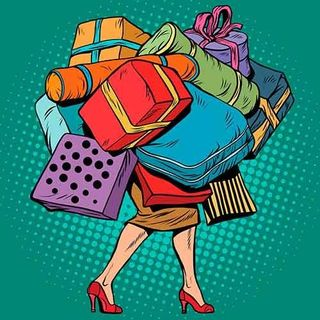 Holiday Shopping - can you resolve the guilt and obligation with spending?