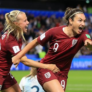 England reach knockout stages at Women's World Cup