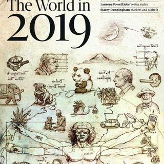 Impactantes predicciones cumplidas de The Economist 2019 EP6