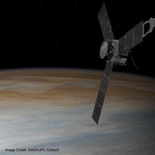 Hello Jupiter!  It's Juno.