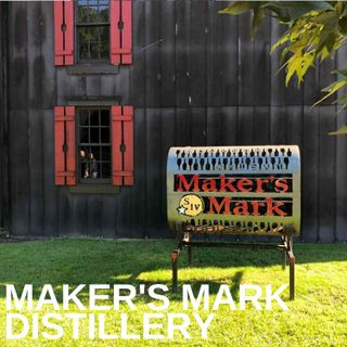 Take the Maker's Mark Distillery Tour!