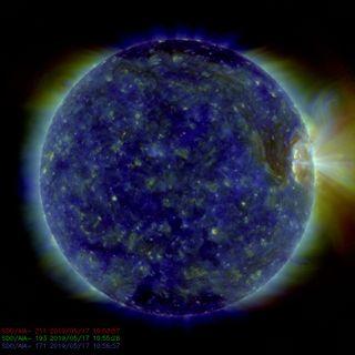 Tormenta geomagnética