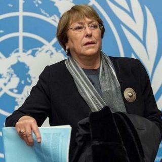 Bachelet exhorta a Ortega a respetar libertad de expresión