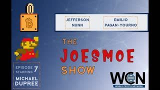 The Joesmoe Show # 7 Customer Service + Stolen ATMs + ATMs insurance
