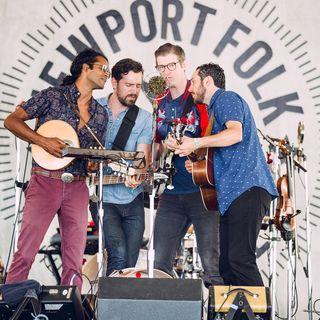 Darlingside, Live In Concert: Newport Folk 2018