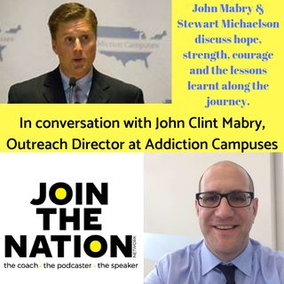 In Conversation with John Mabry from Addiction's Campus