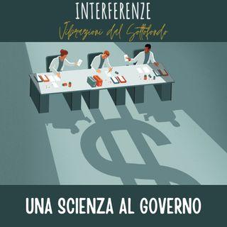 Una scienza al governo