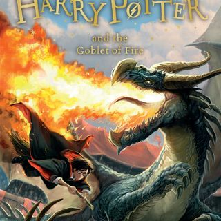 Harry Potter And The Goblet Of Fire Audiobook Chapter 12