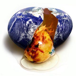 Este mundo está agrietado!