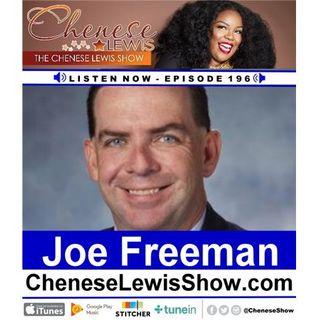 Joe Freeman - Episode #196