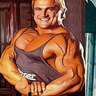 Legendary Tom Platz: Building Humongous Calves