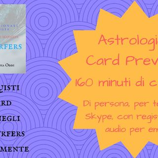 Astrological Card Previsioni e gli Astrosurfers